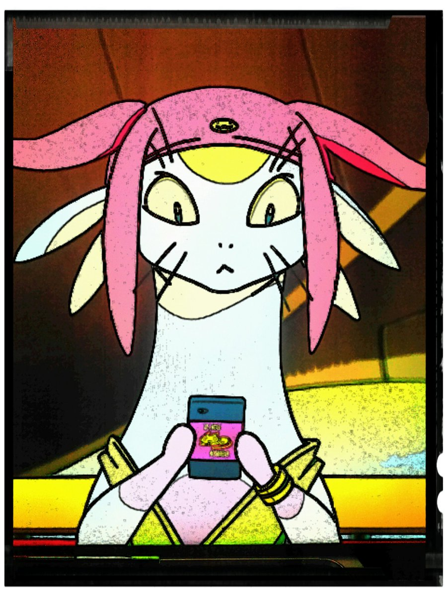 このアニメでコイツ見てた時はツイッターなんかしゃべぇなぁ!なんて思ってたけど…。ツイッターっておもしれぇなぁ!俺の負けだ