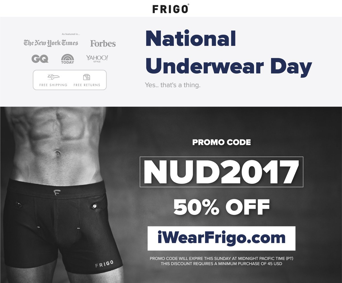 Check out the new Starter 3 Pack on https://t.co/d2j99w6qB4   #Frigo #iwearfrigo #nationalunderwearday #50centralbet https://t.co/OrRx9lYcZE