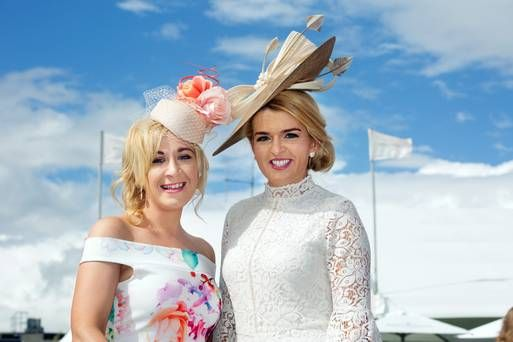 Racing fans begin the Bank Holiday weekend in style for final furlong of festival