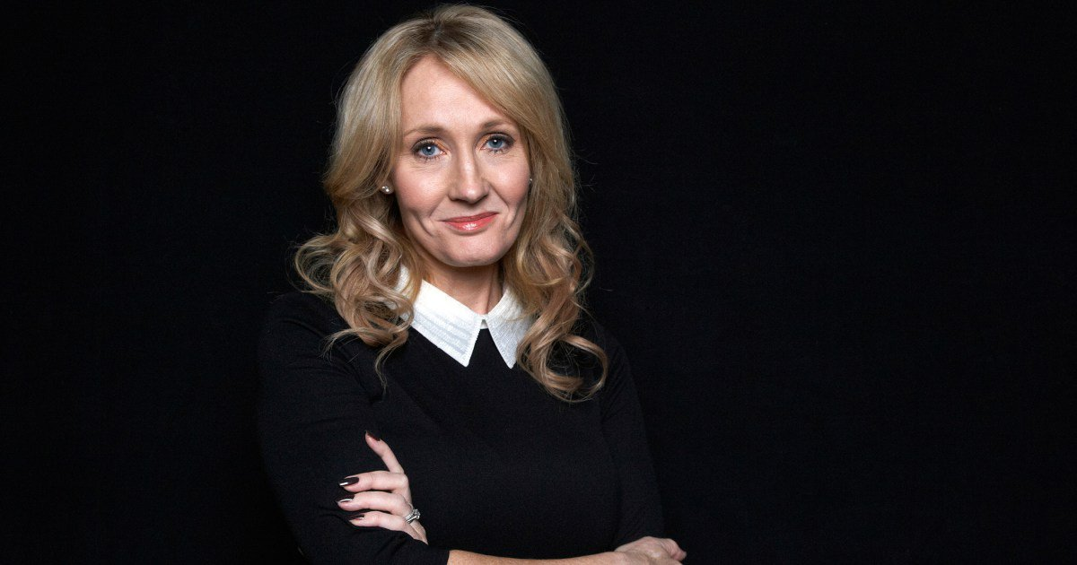 52 things we love about J.K. Rowling: