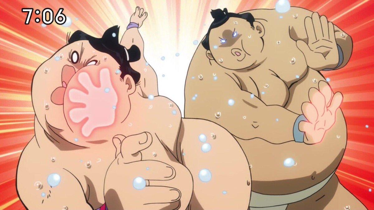 おお!相撲!松太郎!!