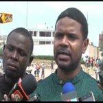3 People injured after inferno burst at the Mbaraki bulk Terminal Ltd