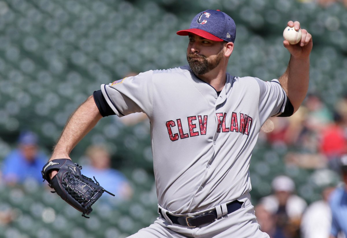 Cleveland Indians: Boone Logan's 2017 season cut short by injury https://t.co/ojvGT3dSSq via @believelandball https://t.co/XGkvcwampC