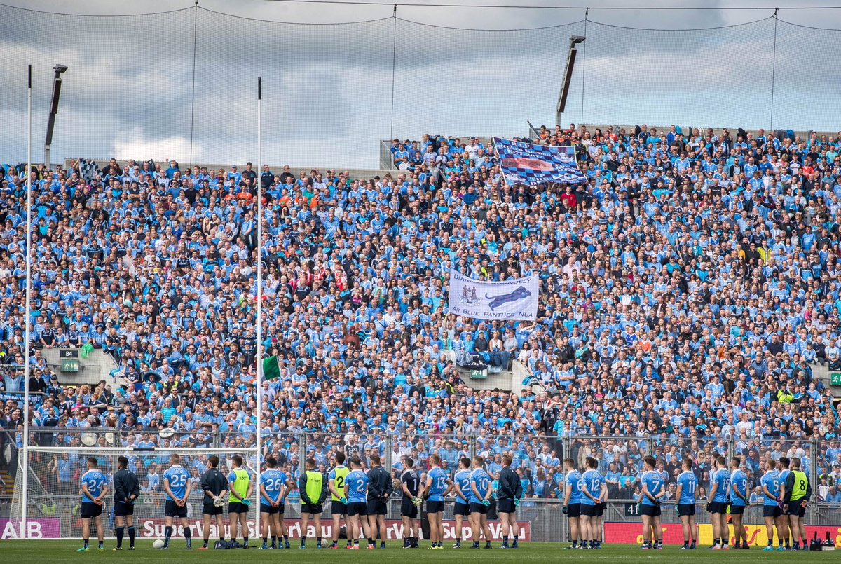 The quest for Sam goes on,  as @DubGAAOfficial are through to the All - Ireland SFC semi final 🙌🏽#ThisIsDublinGAA https://t.co/aVLWWOCYvk
