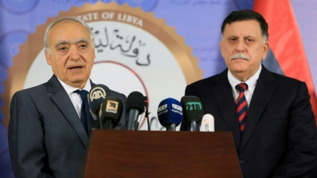 New UN envoy to Libya vows 'respect' for sovereignty
