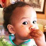 'Lil Penne! John Legend and Chrissy Teigen's Daughter Luna Eats Pasta During ItalyGetaway
