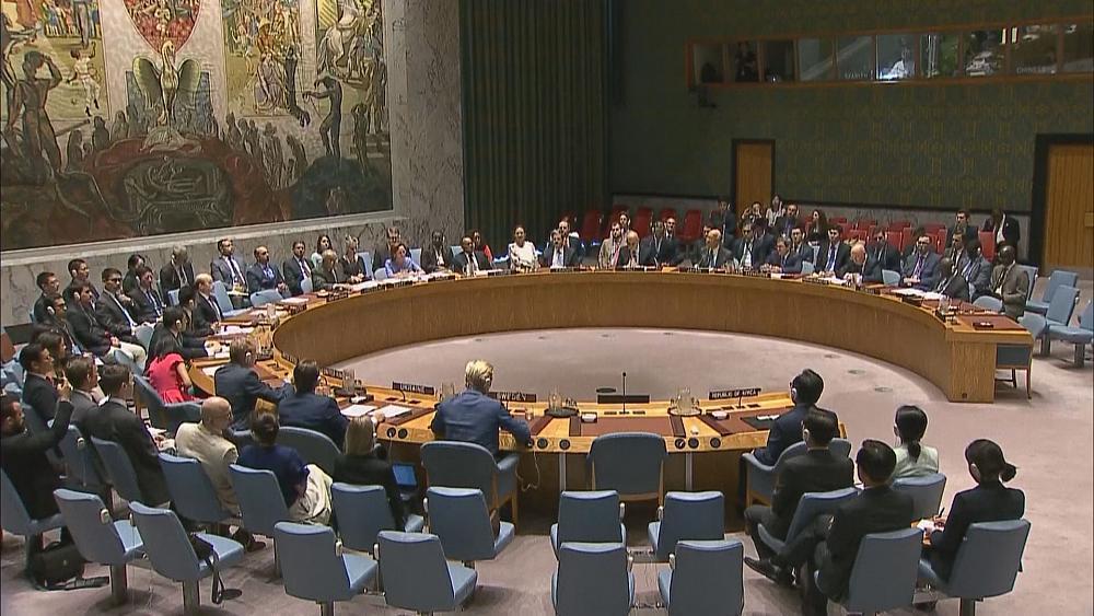 United Nations bans key North Korea exports over missile tests