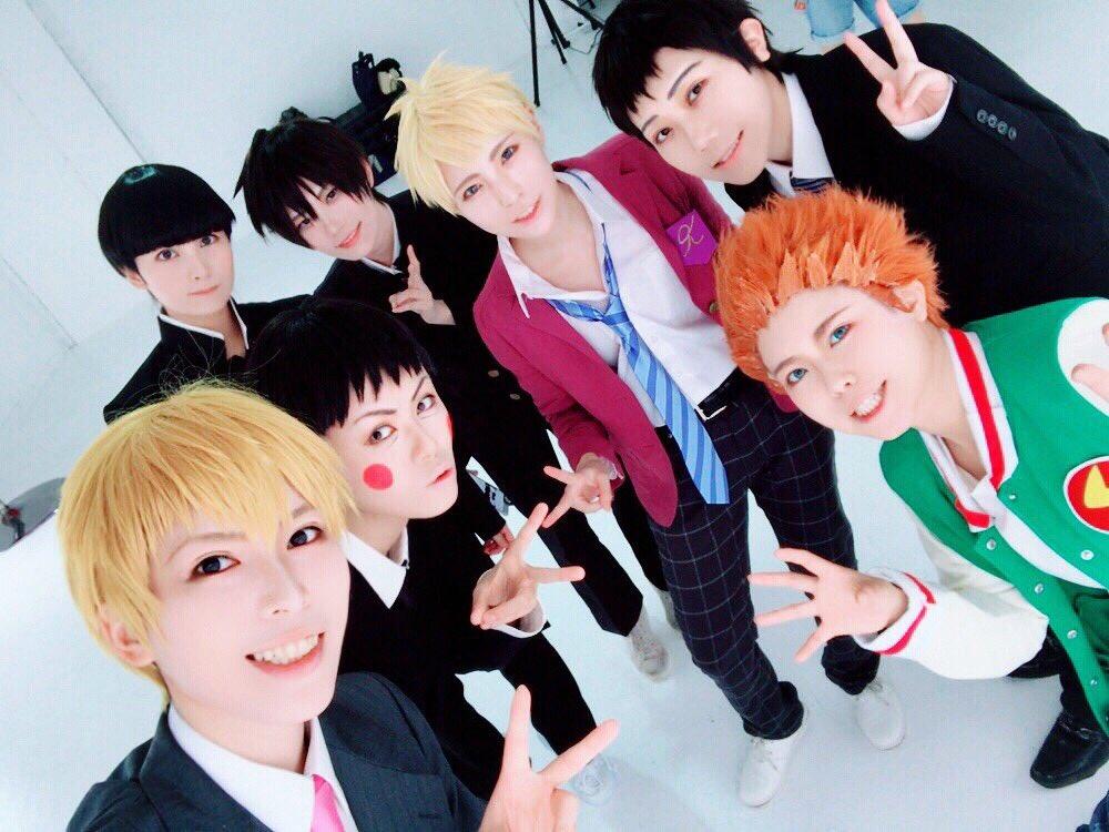 遅ればせながら昨日はモブサイコ合わせにお呼ばれして行って参りました〜〜!メインメンバー7人!!あまりにも豪華!!すごい!