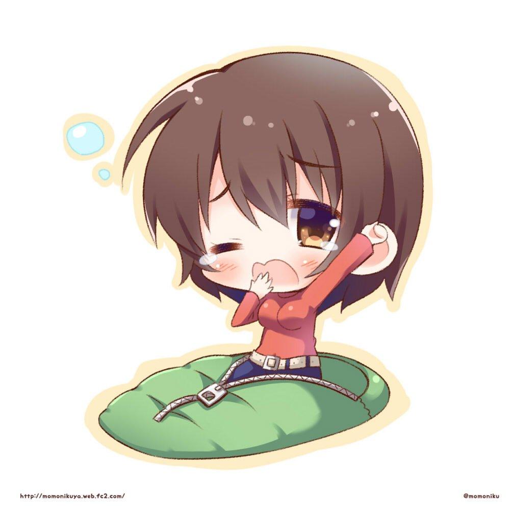 ということで、ホワルバ2気分で和泉千晶のお誕生日とのことで、お祝い絵です!和泉おめでとう~!ひさびさに和泉のちゃんとした