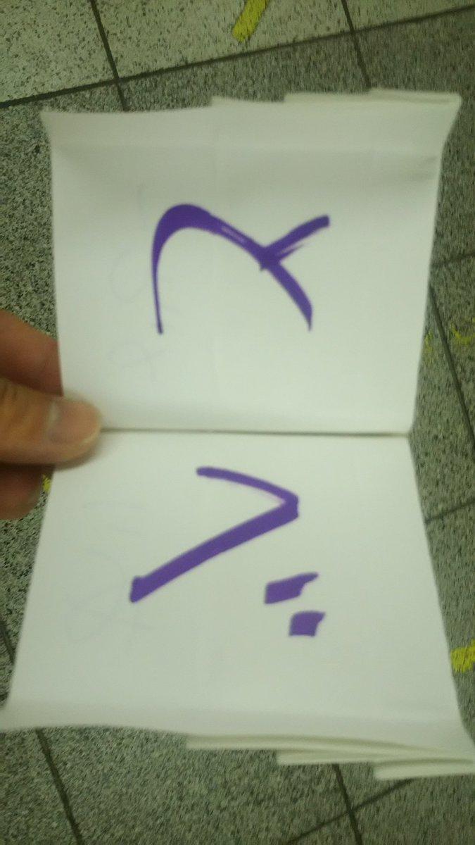 #ガーリッシュナンバー #クズらじ #千本木彩花公開録音イベントでぼんちゃんの投げた紙飛行機が僕の胸元に直撃しました!繰