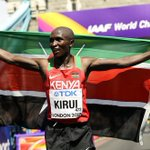 Kirui gives Kenya gold in men's marathon at worlds