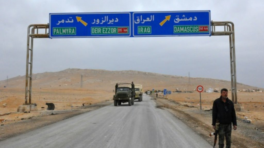 Syria army takes last IS-held town in Homs: monitor