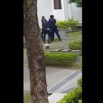 Man who scuffled with policemen charged with assault
