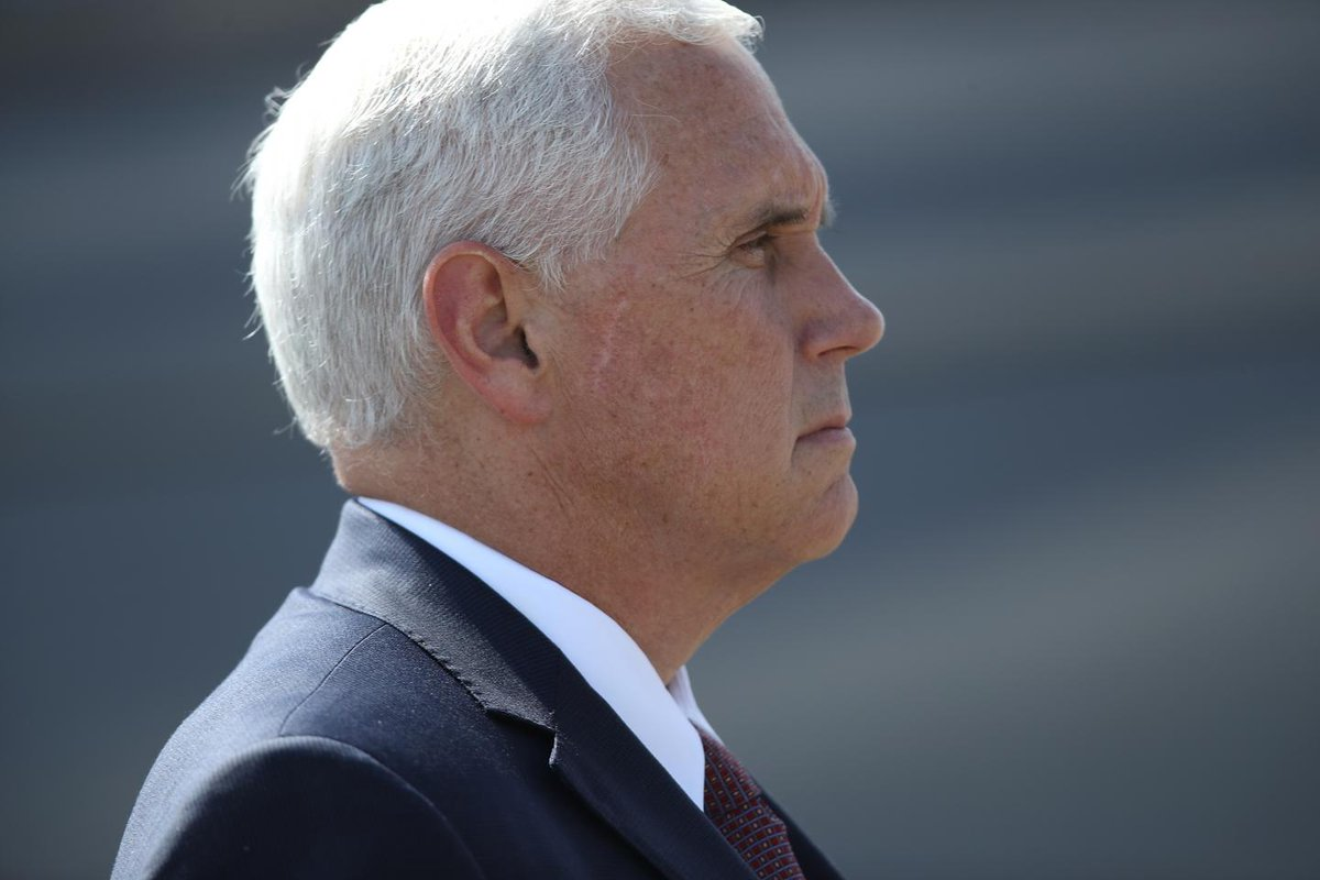 Mike Pence slams 'New York Times' report of a 2020 shadow campaign in new statement