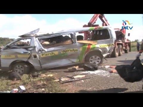 Kericho - Kisumu highway accident claims 9 lives