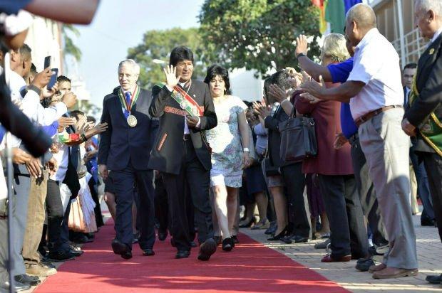 Governo da Bolívia critica a suspensão imposta a Venezuela no Mercosul