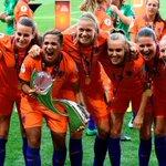 Euro2017Dames: Les Pays-Bas remportent leur première compétition avec brio