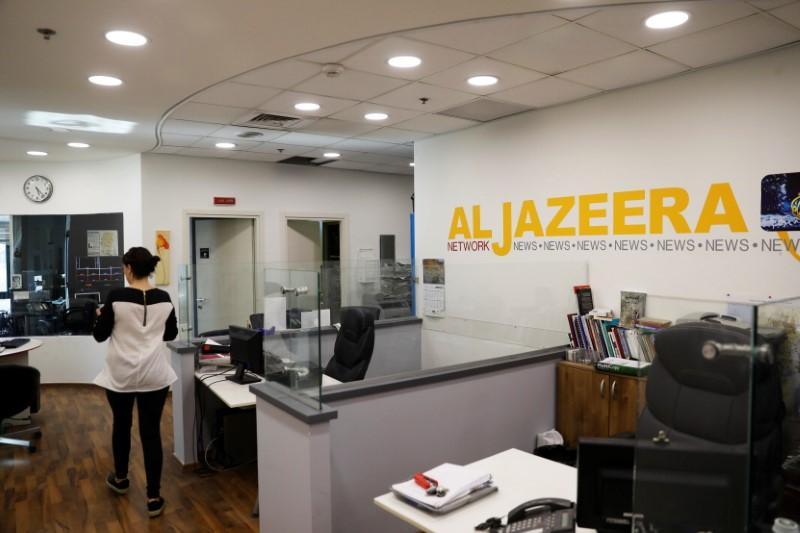 RT @Reuters: Israel moves to shut down local operations of Al Jazeera https://t.co/S2GCOBPKXI https://t.co/LCyhUcygdY
