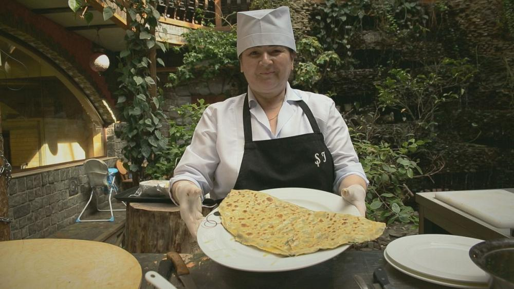 The wealth of Azerbaijan's cuisine reflects the country's diversity