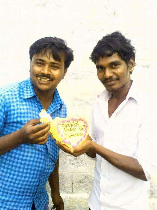Happy Birthday Super Star Mahesh Babu  From Yadigiri (Karnataka)