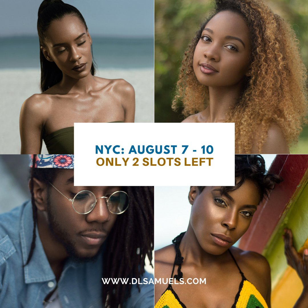 Let's Create #NYC!  Only 2 slots left! https://t.co/4k67Z1CuE2
