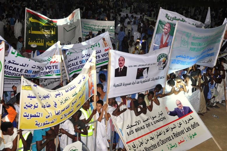 Mauritania votes to abolish Senate and change national flag by referendum