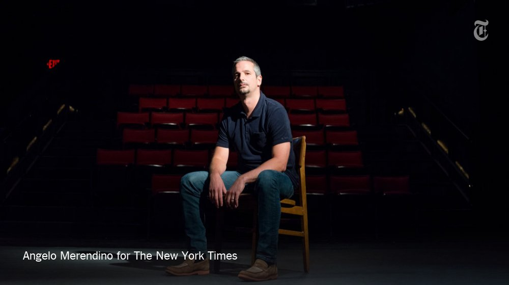 Playwrights, especially in Ohio, are responding to heroin addiction as they once did to AIDS https://t.co/4twxye4Bp8 https://t.co/szOTLnKKen
