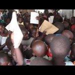 Refugee Influx Strain Schools