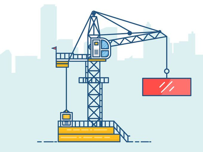 Tower Crane   Icons by KISDesigners freebie