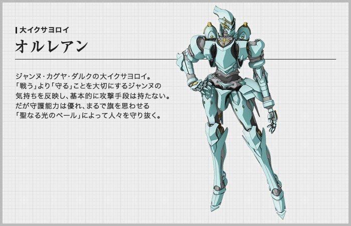 #名前に濁音が混じっていないロボット オルレアン(ノブナガ・ザ・フール)このアニメの感想を一言で言うなら「ランマル(ジャ