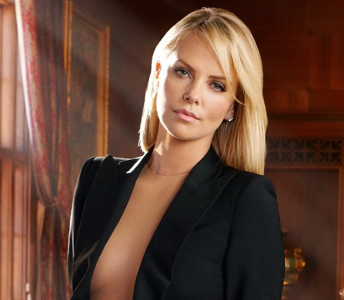 Happy Birthday to Charlize Theron who turns 42 today!