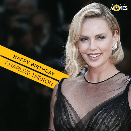 Happy Birthday to an Academy Award® winner, the beautiful, Charlize Theron!