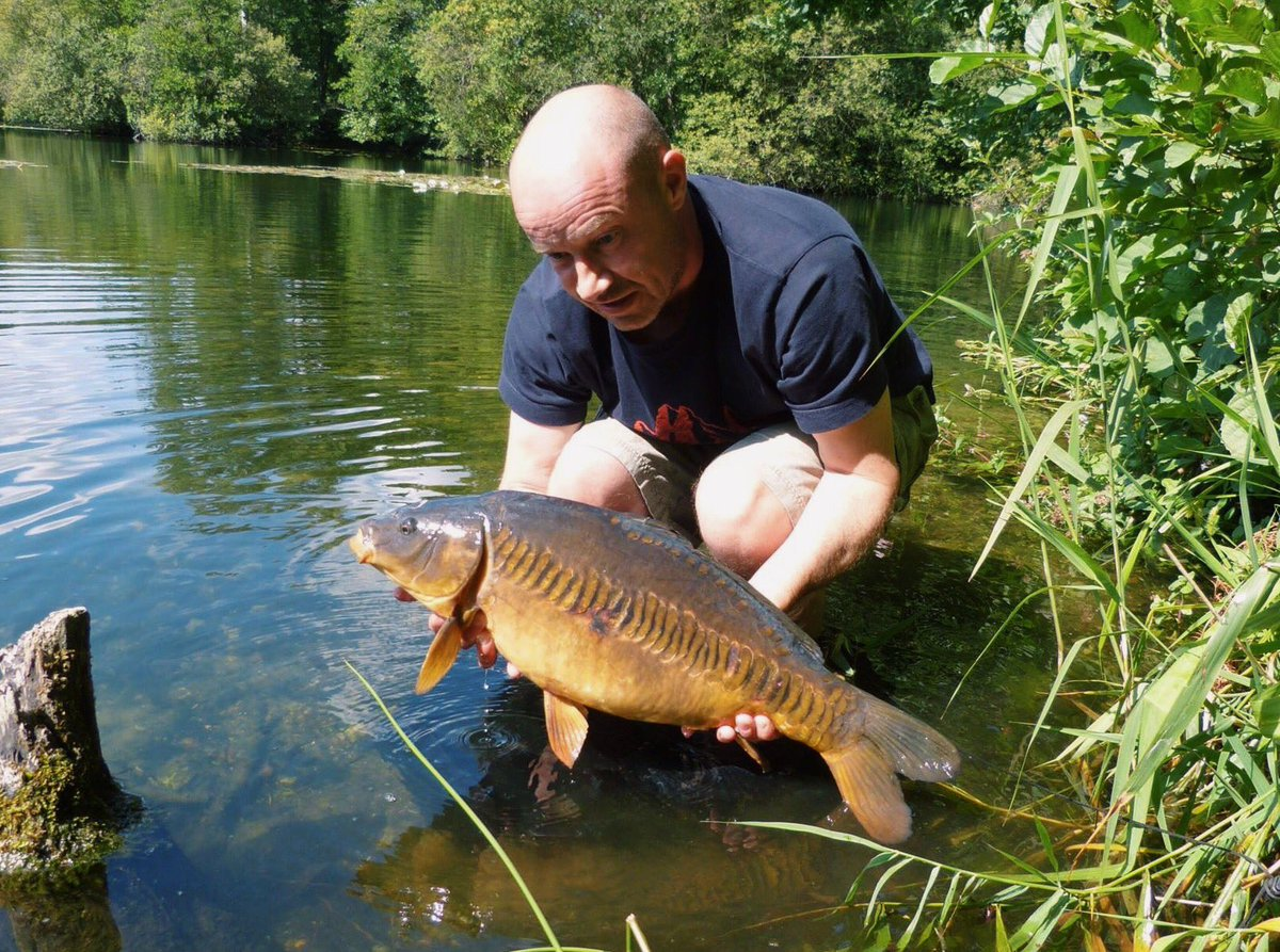 A mint conditioned zip linear <b>Being</b> returned to Taverham Mill Lake yesterday. #carpfishing #t
