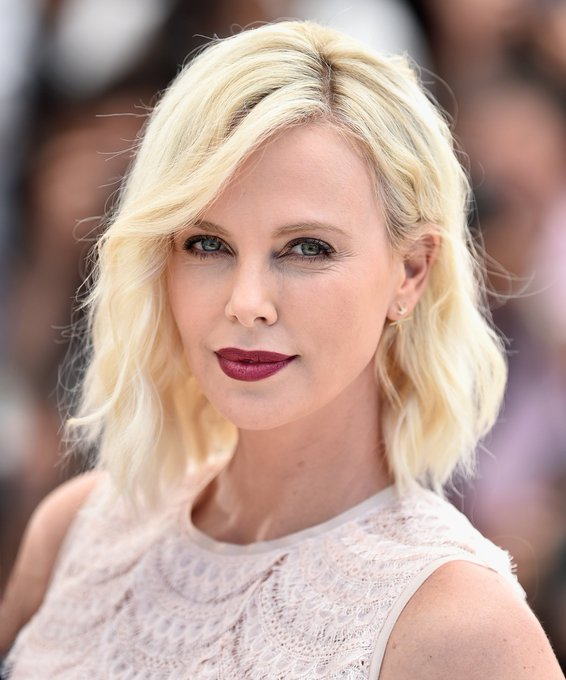 Happy Birthday to Charlize Theron   About: