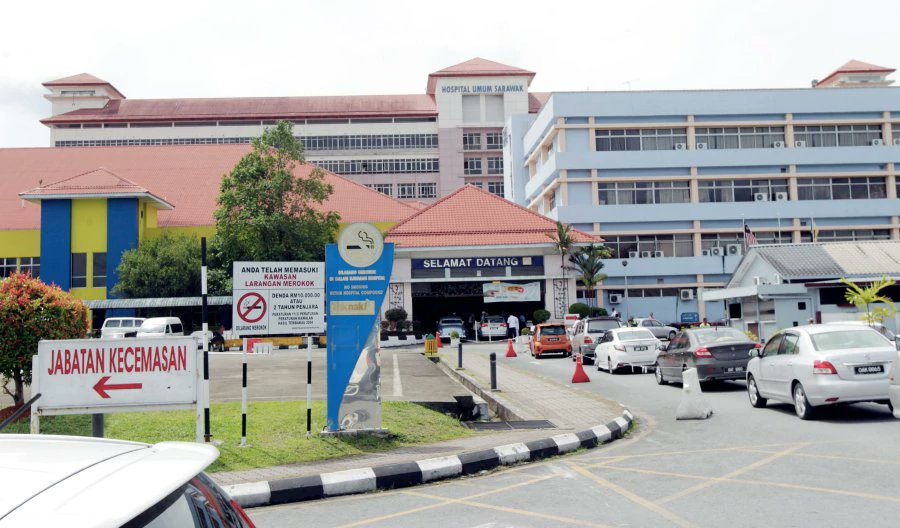 Toddler hospitalised in Kuching with severe injuries; abuse suspected