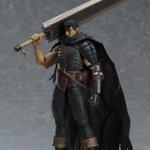 「figma ガッツ 黒い剣士ver. リペイントエディション」の受注締め切りは8/9(水)21時までとなります!&lt
