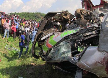 Nine people perish in Kericho road accident