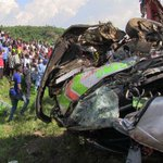 Nine people perish in Kericho road accident
