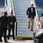 Former US Secretary of State John Forbes Kerry's message to Kenyans as 8th August polls draw closer