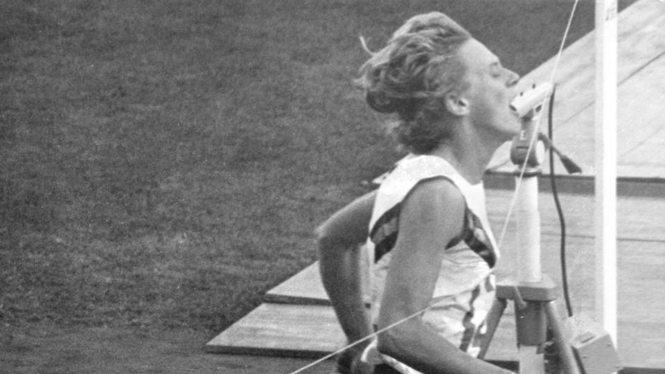 Betty Cuthbert, who won Olympic gold in 100, 200 and 400, has died