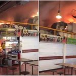 Changi Village's Mizzy Corner nasi lemak stall closed for a week after early morning fire