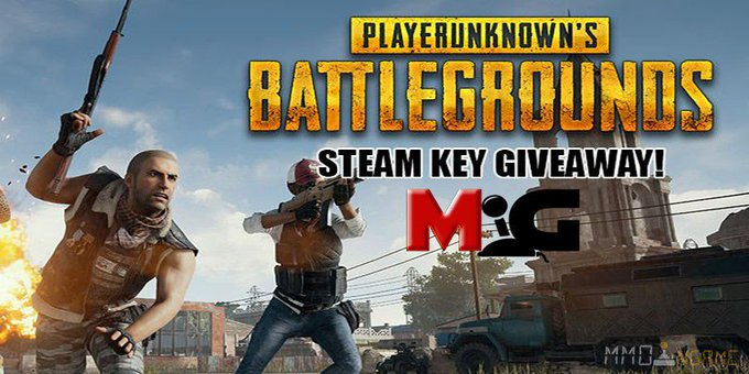 Consigue gratis PlayerUnknown's Battlegrounds con MMOinGame