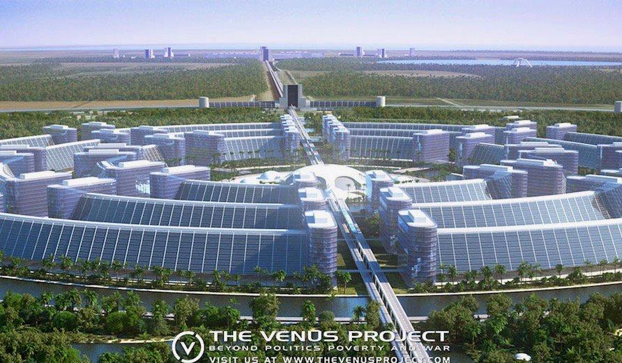 """""""現代のダビンチ""""が提唱する「お金のいらない世界」。究極の理想郷「ザ・ヴィーナス・プロジェクト」が進行中 <アーカイブ記"""