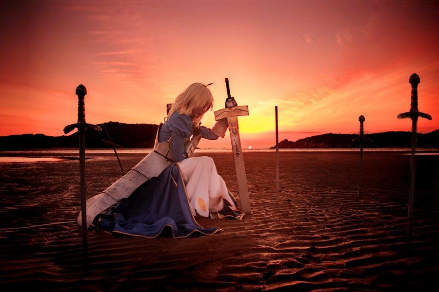 【 Fate/stay night 】きみ の 夢 が 消えるとき .セイバー/アルトリア・ペンドラゴン:ゆいち  Ph