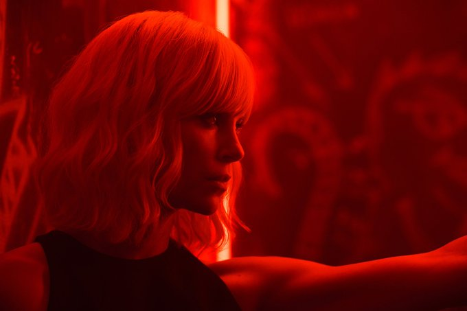 Happy Birthday to the Atomic Blonde herself, Charlize Theron!