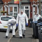 Man stabbed to death 'while having a cigarette on doorstep' as police launch investigation into 'brutal attack'