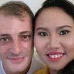 Painkillers in sporran to keep him going: Brit shot in Philippines robbery just hours before wedding finally marries