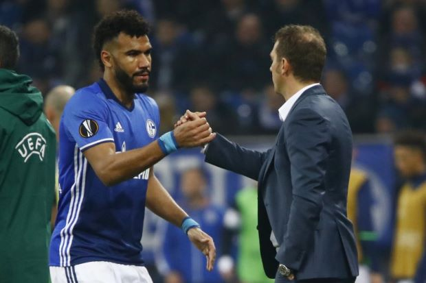 Stoke sign Cameroon forward Choupo-Moting on a free transfer