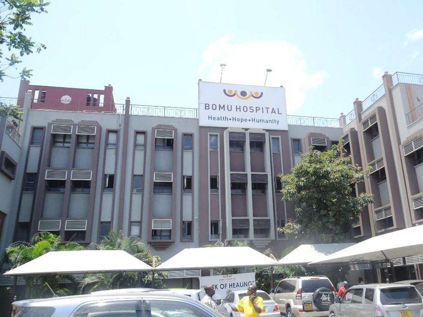 Bomu Hospital kicks out cholera patient, sends him to Coast Provincial