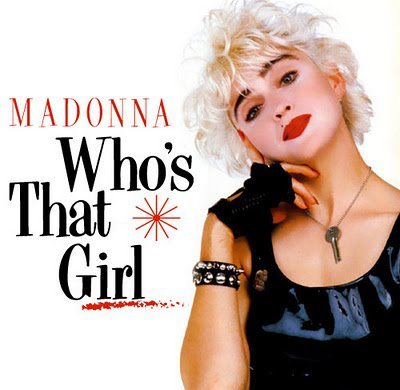 "Happy birthday ""Who\s that girl\"" !!!  30 years !"